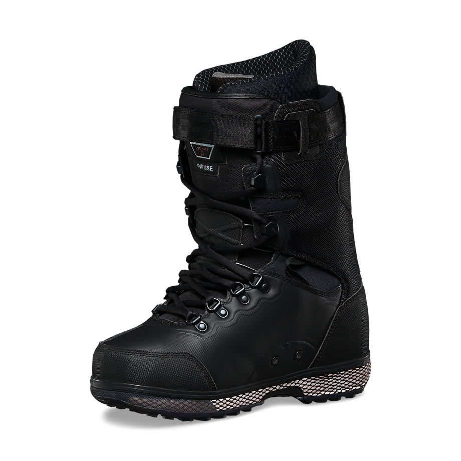 vans snowboard boots sizing