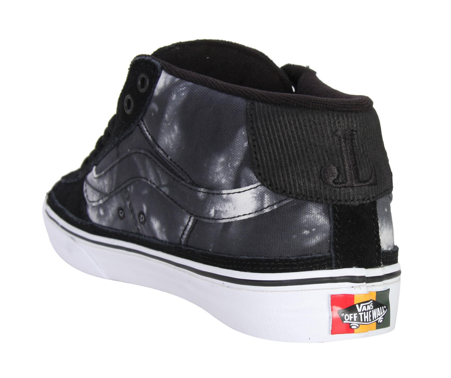 71bf38f1406178 Vans J Lay Mid Skate Shoes - thumbnail 2