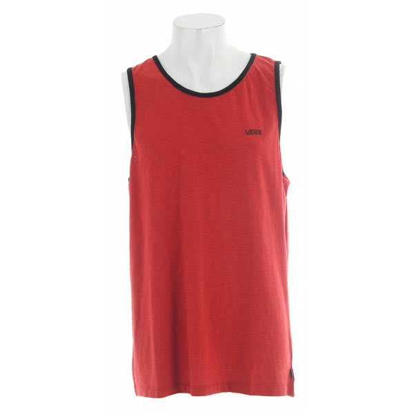 Vans ybosh Tank Rio Red Heather U.S.A. & Canada
