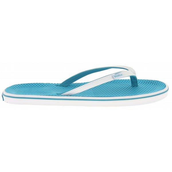Vans La Costa Sandals Enamel Blue / White U.S.A. & Canada