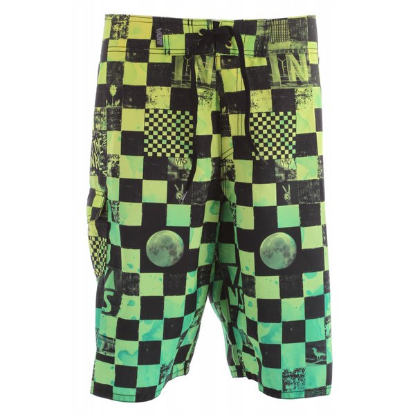 "Vans Off The Wall 22"" Boardshorts U.S.A. & Canada"