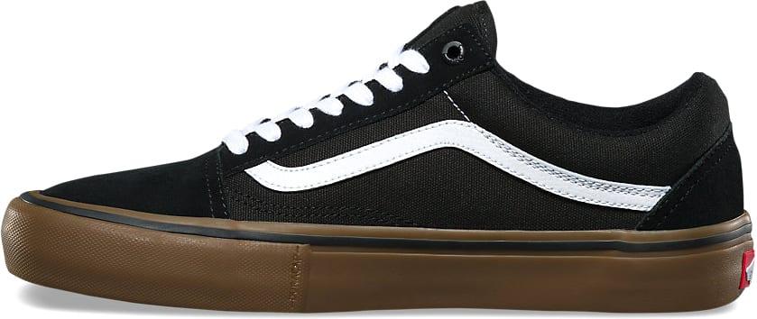 20c9d05717 Vans Old Skool Pro Skate Shoes - thumbnail 3