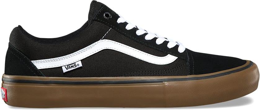 7b41bf7fde Vans Old Skool Pro Skate Shoes - thumbnail 1