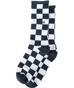 Vans Oversized Check Crew Socks
