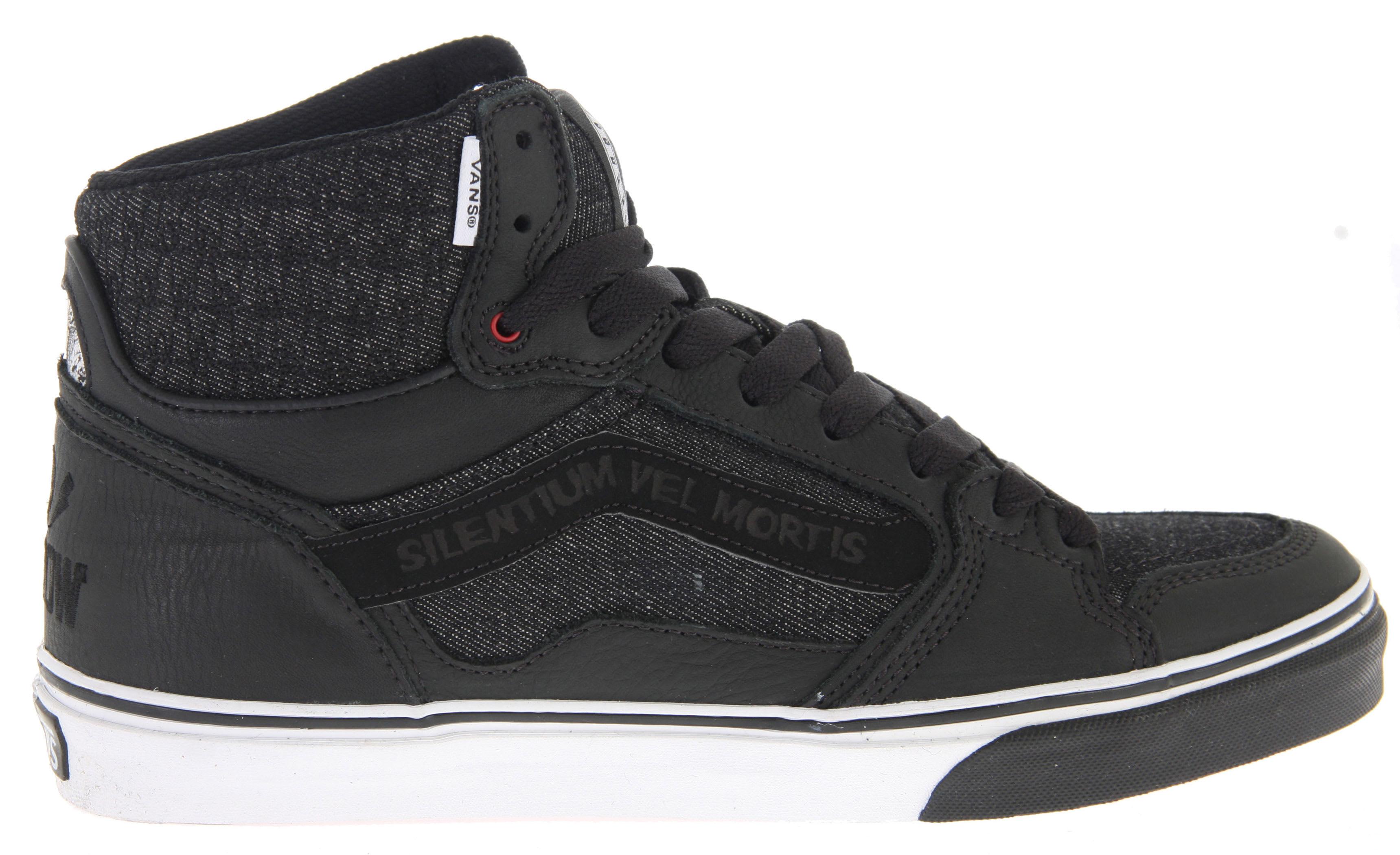 e1d5ec4b17 Vans Owens Hi Vulc Mu Skate Shoes - thumbnail 1