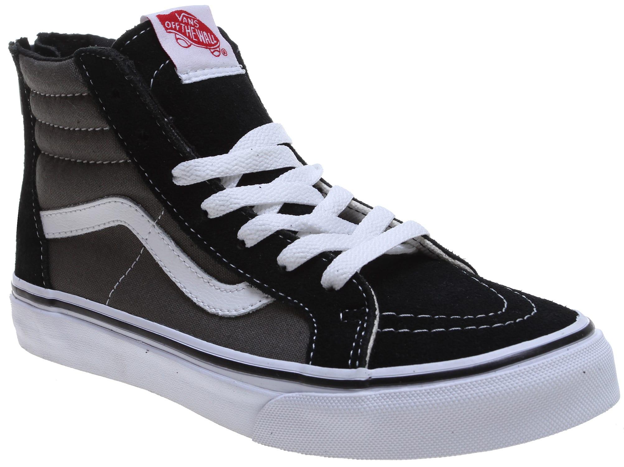 Vans Sk8-Hi Zip Skate Shoes - Kids