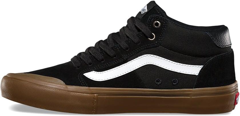 1eede763225e68 Vans Style 112 Mid Pro Skate Shoes - thumbnail 3