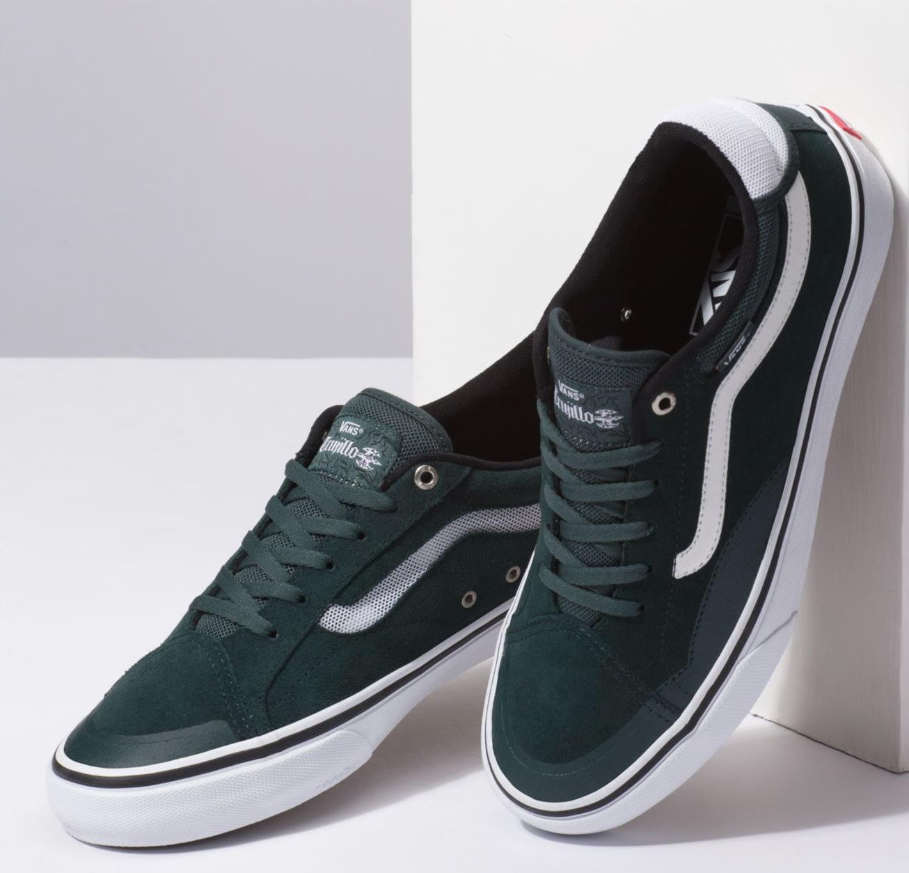 658c338750 Vans TNT Advanced Prototype Skate Shoes - thumbnail 2