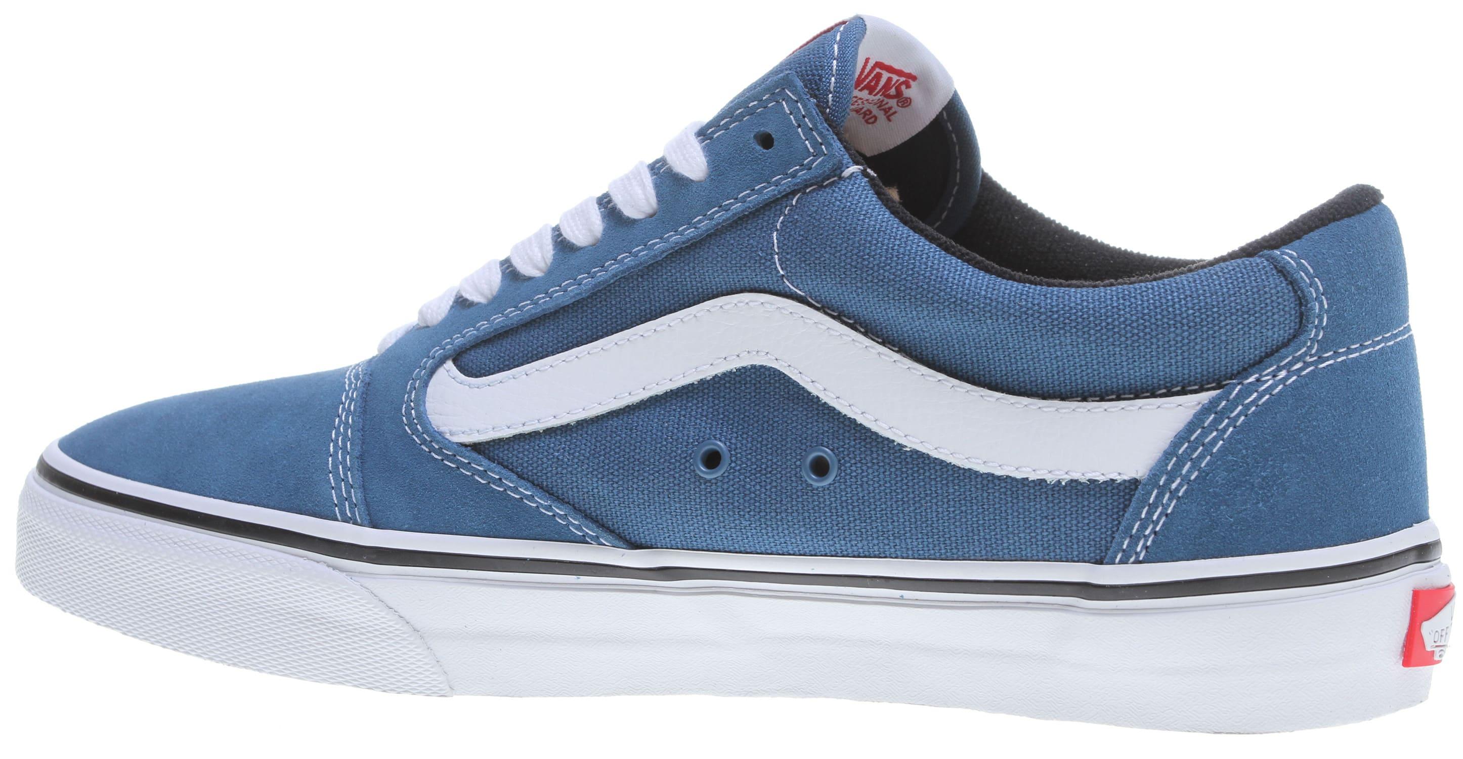 f61132513d Vans TNT 5 Skate Shoes - thumbnail 3