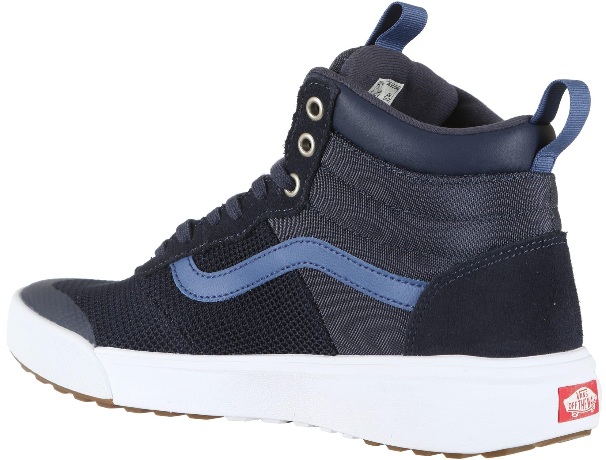6bf49808f402d3 Vans Ultrarange Hi Skate Shoes - thumbnail 3