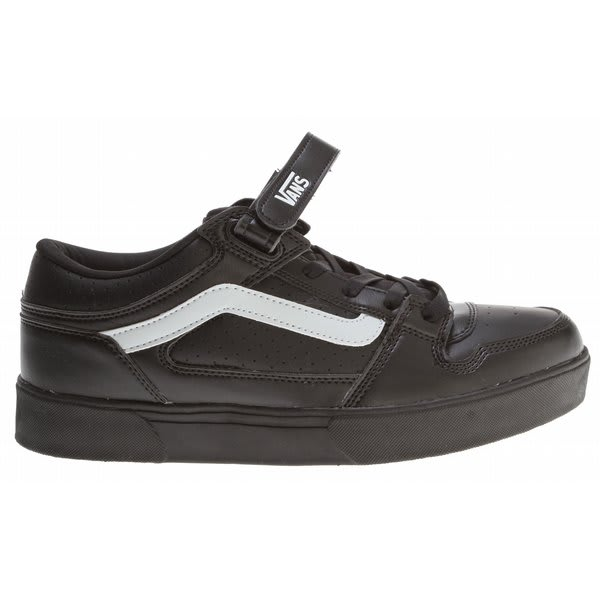 Vans Warner Bike Shoes Black / Black U.S.A. & Canada