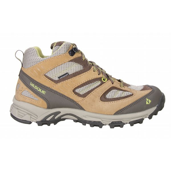 Vasque Opportunist Mid W / P Hiking Shoes Bnut / Palm U.S.A. & Canada