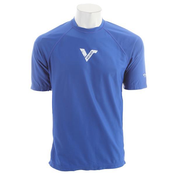 Victory oredry Loose Fit Rash Guard Bright Blue U.S.A. & Canada