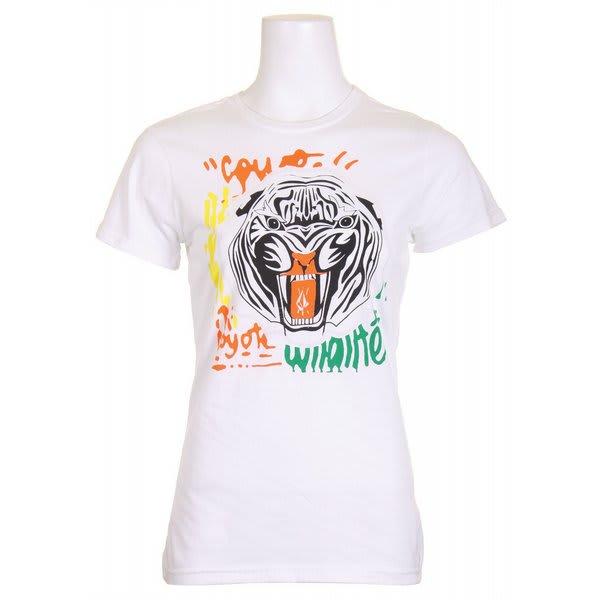 Volcom Mike ershnaaar Organic T Shirt U.S.A. & Canada