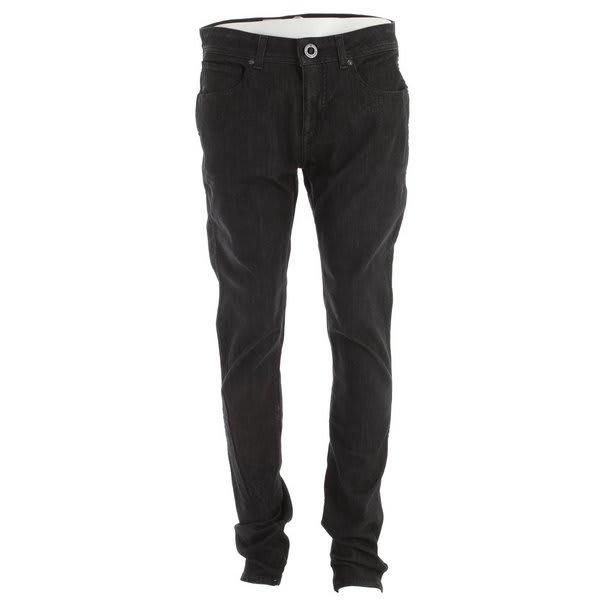 Volcom 2X4 Jeans Flex Black U.S.A. & Canada