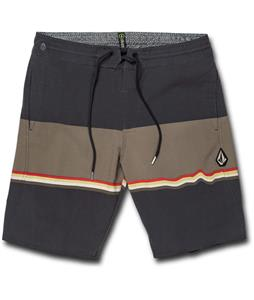 Volcom 3 Quarta Stoney 19in Boardshorts