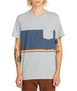 Volcom 3 Quarter Pocket T-Shirt