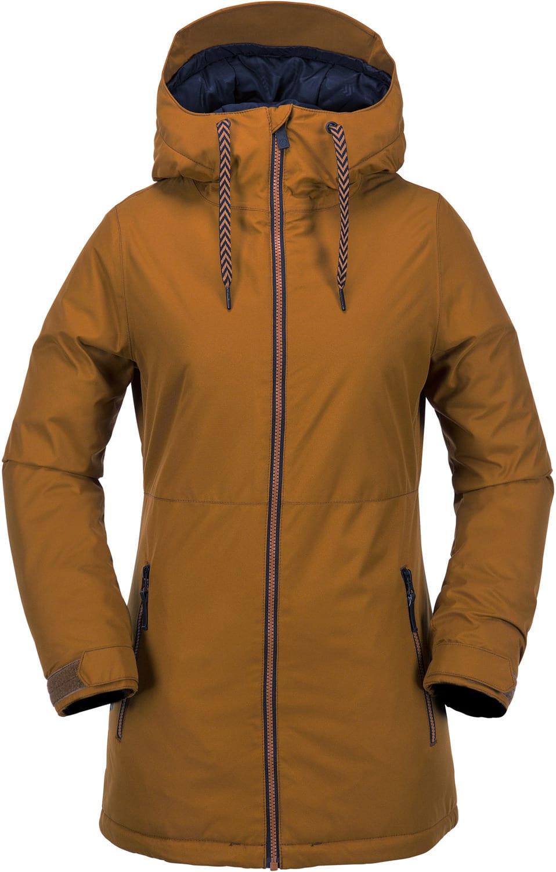 c7f829c2 Volcom Act Insulated Snowboard Jacket - thumbnail 1