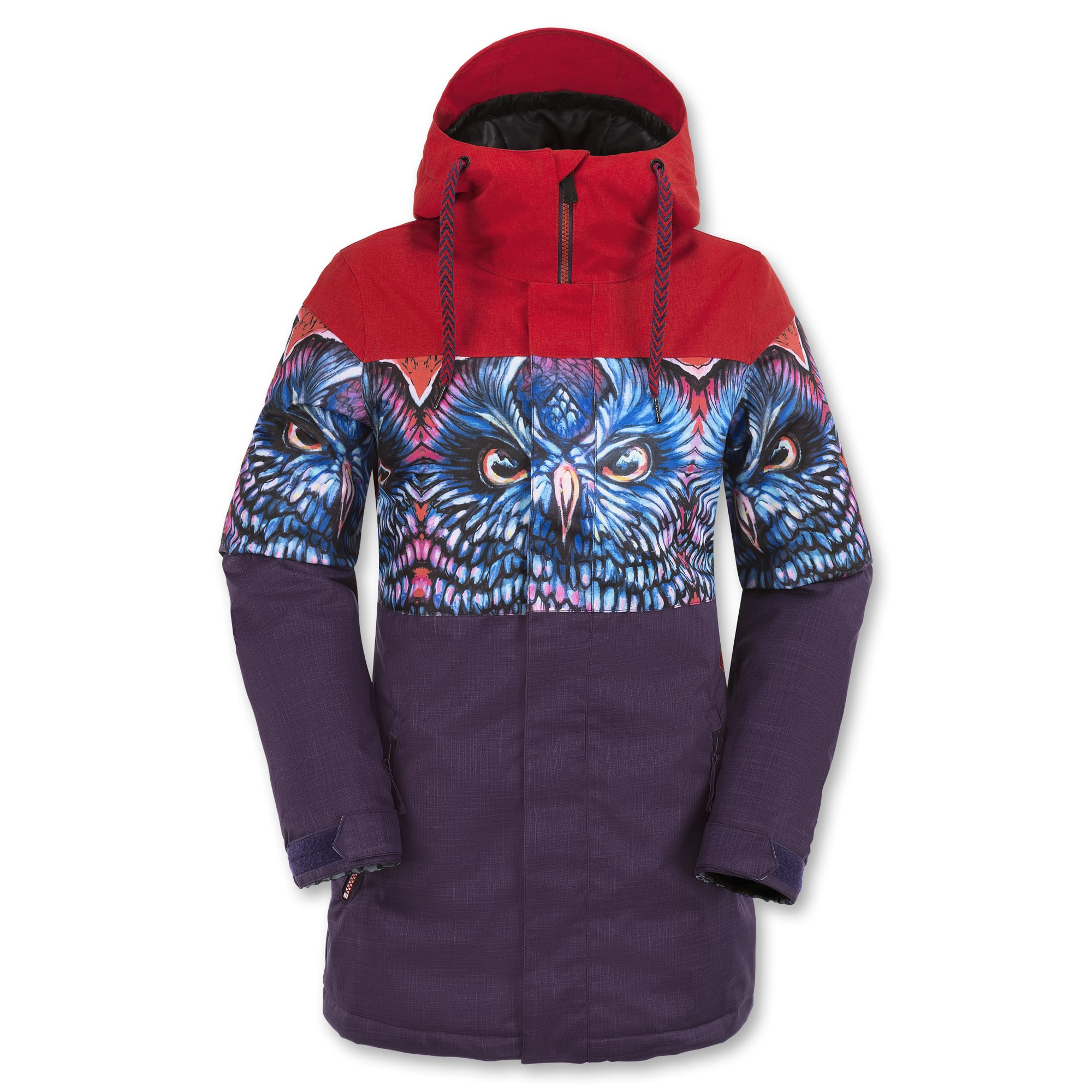 On Sale Volcom Act Insulated Snowboard Jacket Womens Up