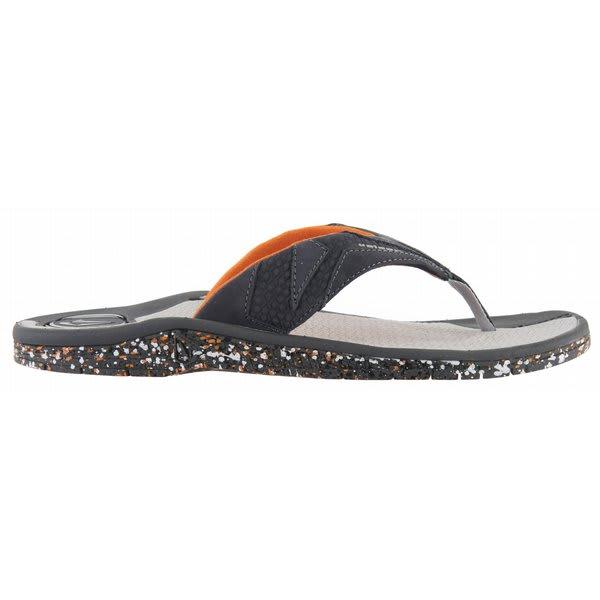 Volcom Annihilator Creedler Sandals Dk Grey U.S.A. & Canada