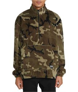 Volcom Atavic Quarter Zip Fleece