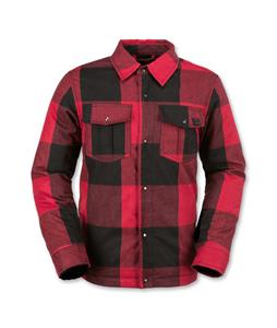 Volcom Bison Insulated Flannel Jacket