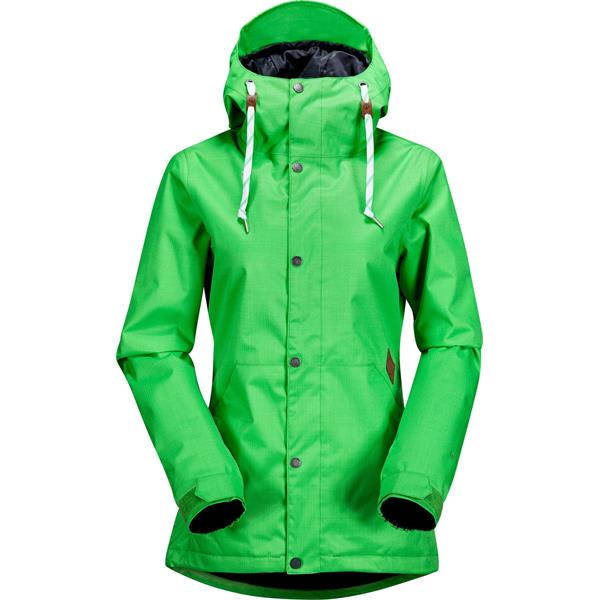 Volcom Bolt Insulated Snowboard Jacket - Womens. Click to Enlarge 333a21522
