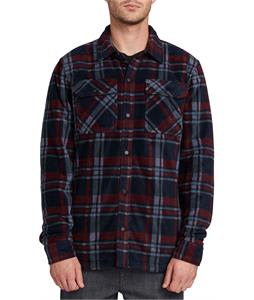 Volcom Bower Polar Fleece Flannel
