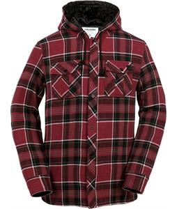 Volcom Burl Insulated Flannel