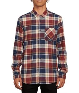 Volcom Caden Plaid L/S Flannel