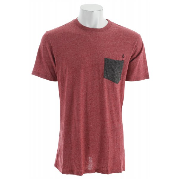 Volcom Caloun Pocket Crew Shirt U.S.A. & Canada