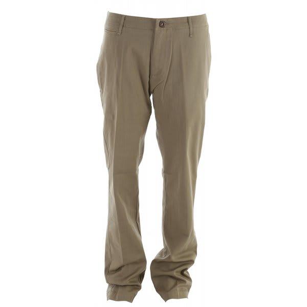 Volcom Clearwater Pants haki U.S.A. & Canada