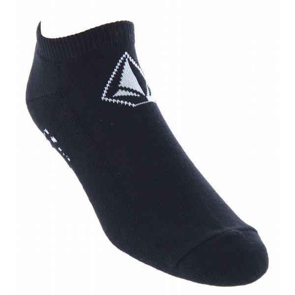 Volcom Corpo Blast Socks Black U.S.A. & Canada