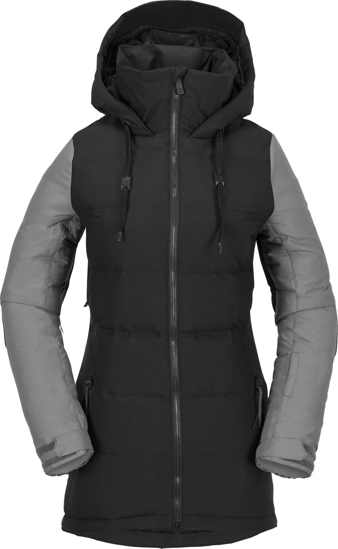 8a4dd21716ee Volcom Elias Puff Down Snowboard Jacket - Womens