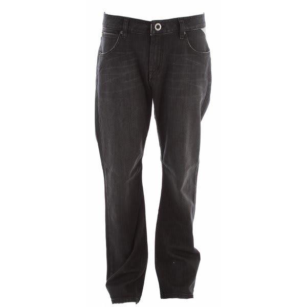 Volcom Enowen Jeans Warner Black U.S.A. & Canada