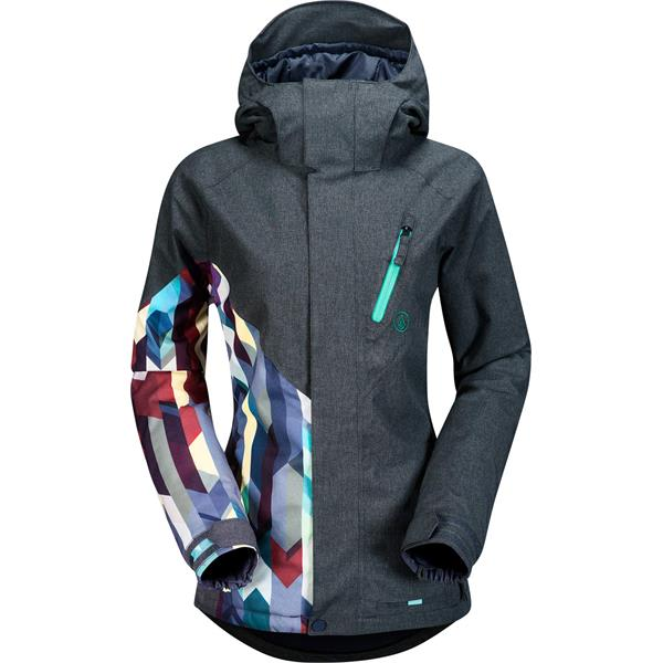 ab50dc04d21 Volcom Fawns Ins Snowboard Jacket - Womens. Click to Enlarge