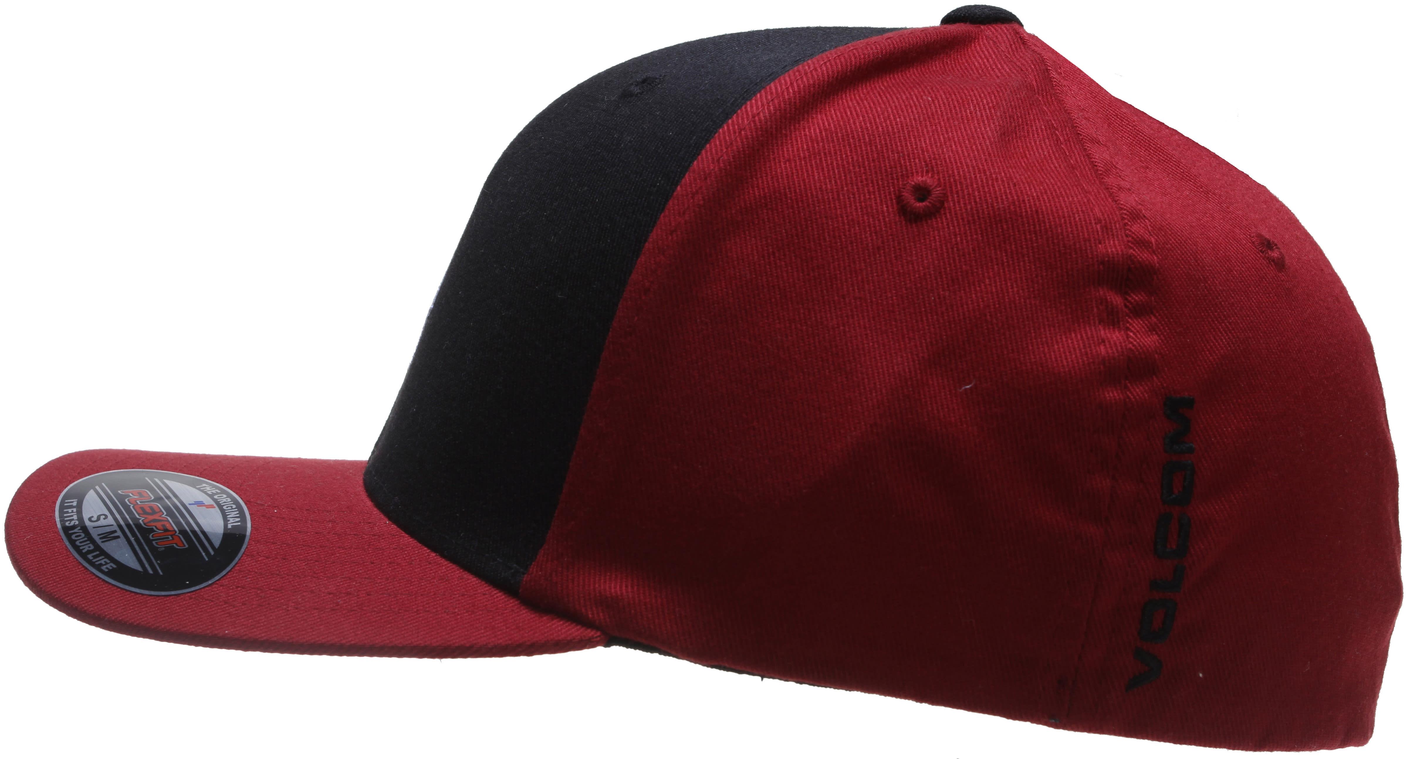 low price volcom full stone xfit cap 34cdb 45716 a0d597885dab