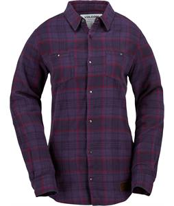 Volcom Granite Flannel