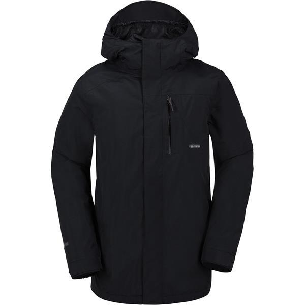 VOLCOM Mens 2018 Snowboard Snow L GORE-TEX PANT Black