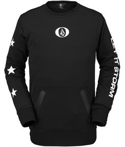 Volcom Let It Storm Crew Sweatshirt