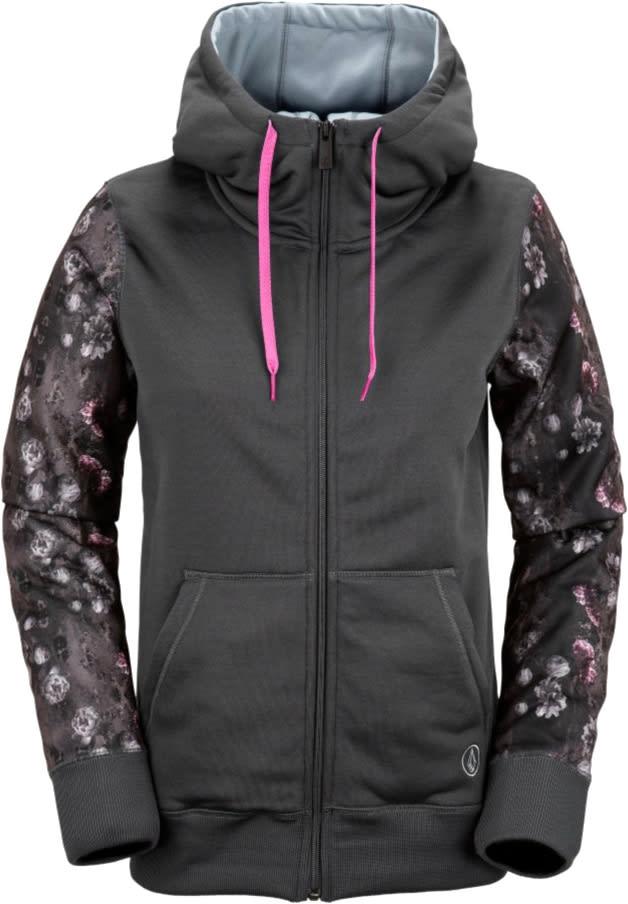 Volcom Lovage Fleece Hoodie vo3lovfw01mg16zz-volcom-hoodies