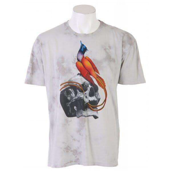 Volcom Luke Morell Fa S / S Custom T Shirt U.S.A. & Canada