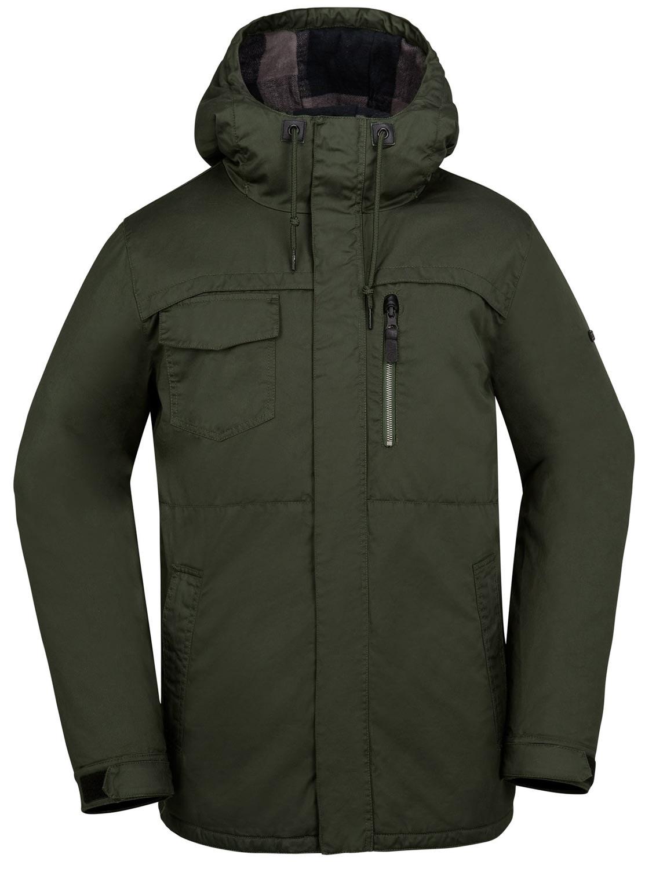 On Sale Volcom Monrovia Insulated Snowboard Jacket 2017
