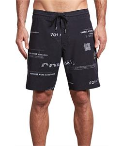 Volcom Nothing More Stoney 19in Boardshorts