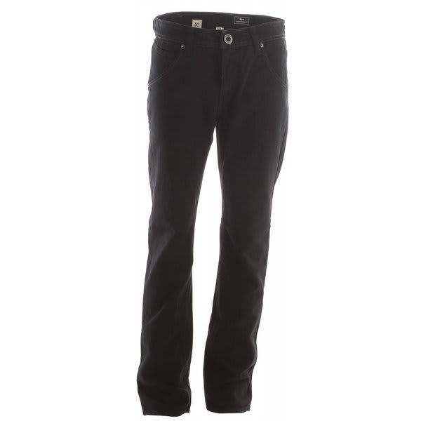 Volcom Nova Jeans Tack Black U.S.A. & Canada