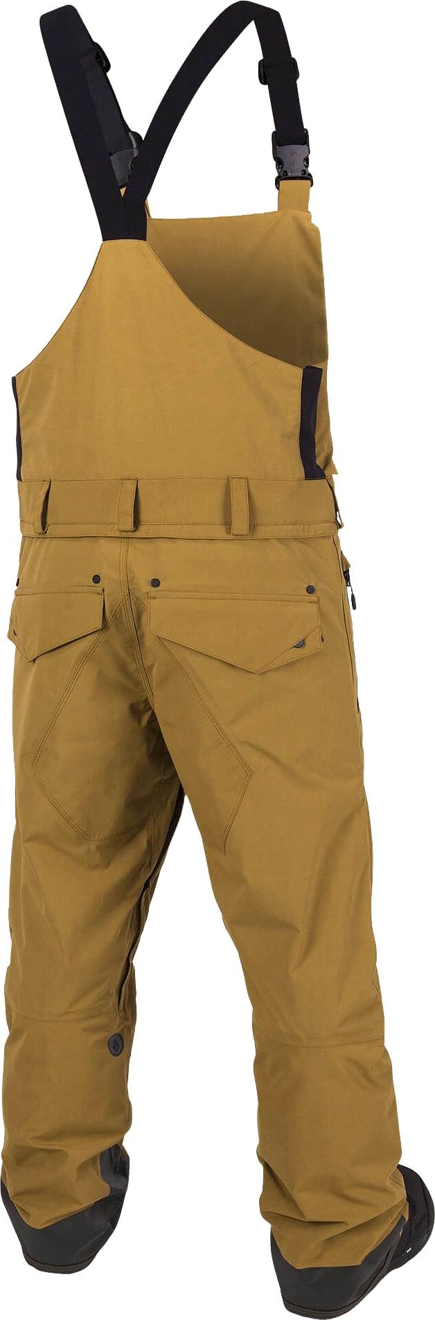 Volcom Rain Gore Tex Bib Overall Snowboard Pants