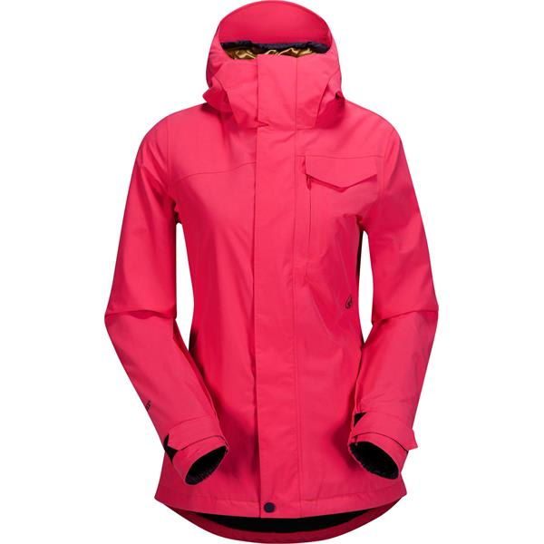 check out outlet for sale official shop Volcom Rate Ins Gore-Tex Snowboard Jacket - Womens