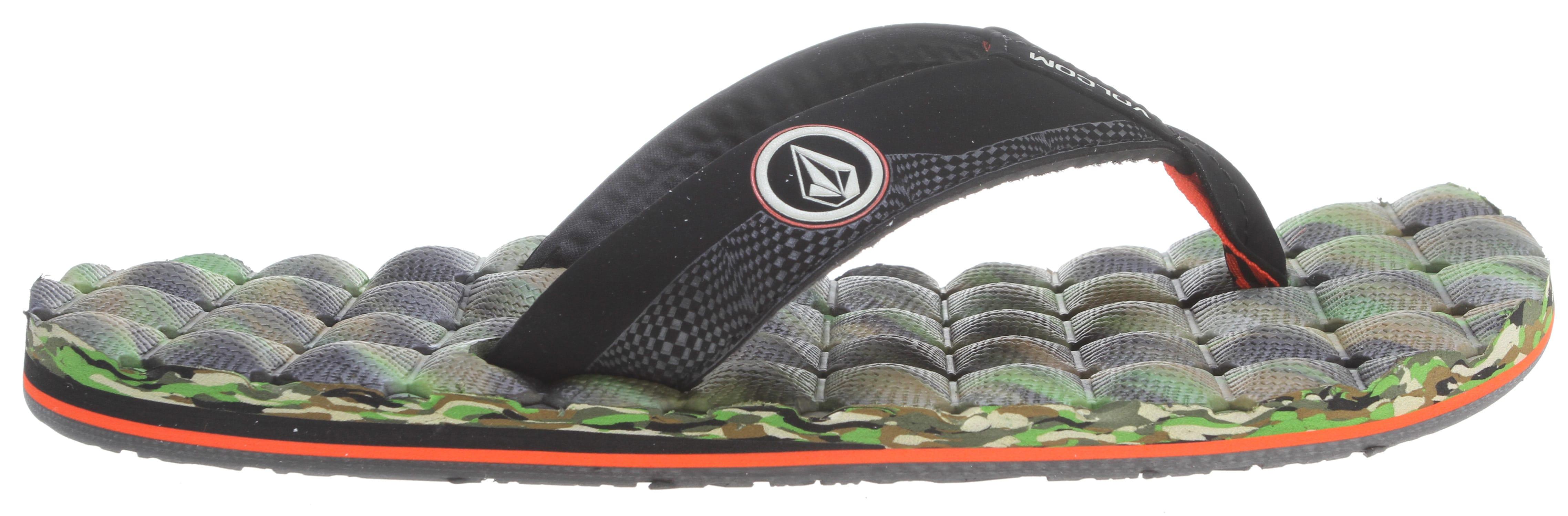 f394c434b068 Volcom Recliner Sandals - thumbnail 1