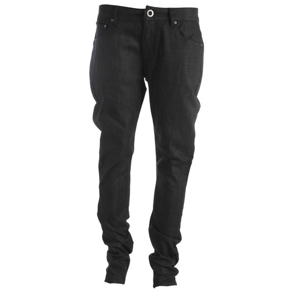 Volcom Riser Jeans Plenty Raw U.S.A. & Canada