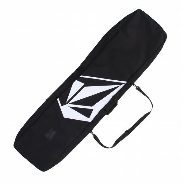 Volcom Smu Snowboard Bag 165 Black U.S.A. & Canada